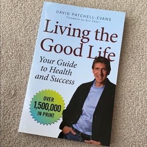 FREE with bundle. Living the GoodLife fitness book